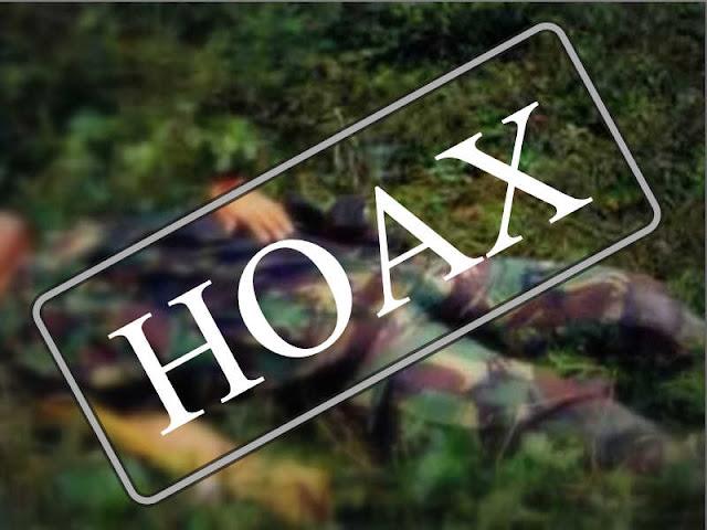 Ary Purwanto Ungkap Informasi Penembakan 7 Anggota TNI di Tingginambut, Hoax