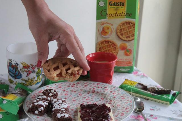 Essere celiaco non è più un dramma con la linea Giusto® Senza Glutine