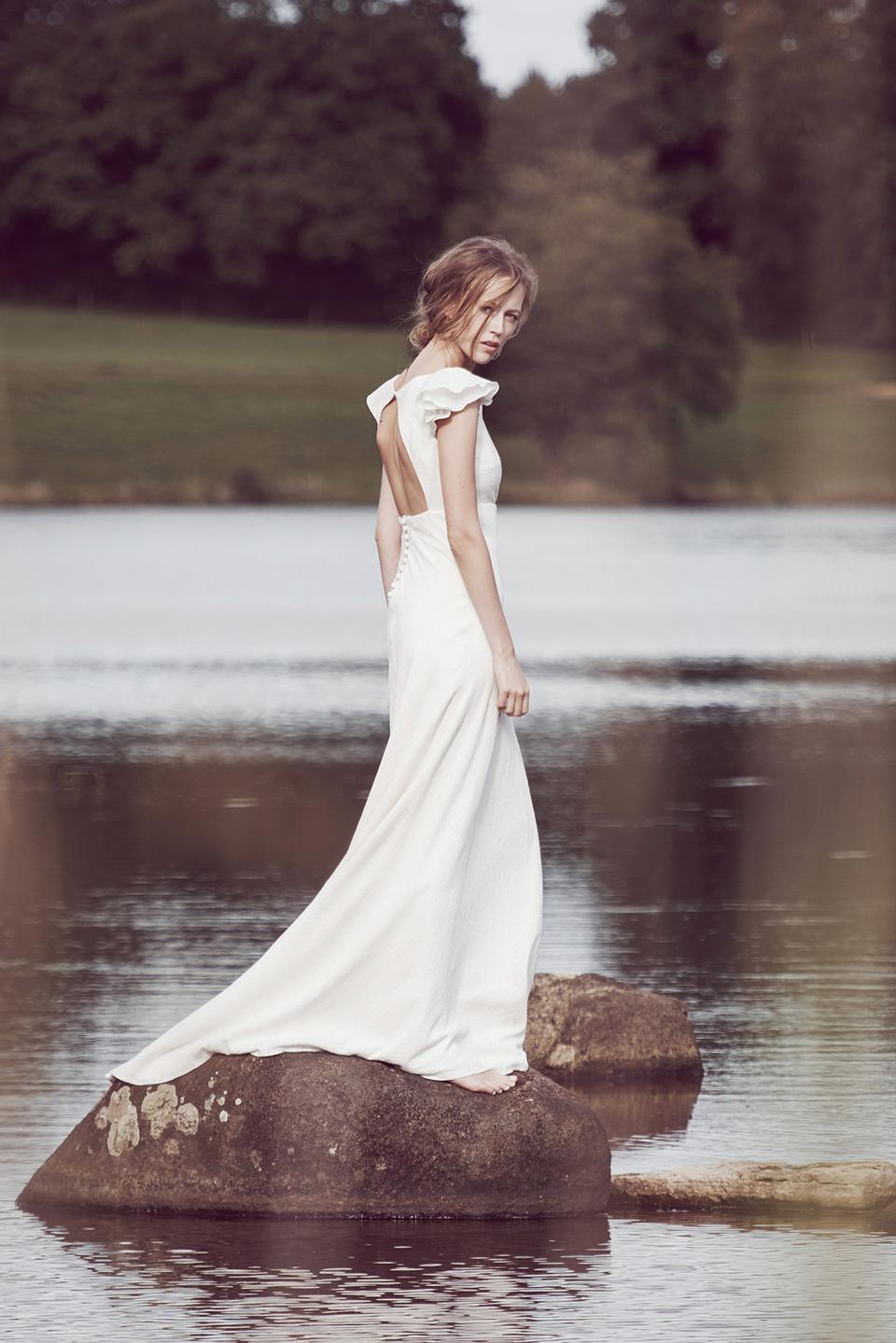 Mariage: Delphine Manivet
