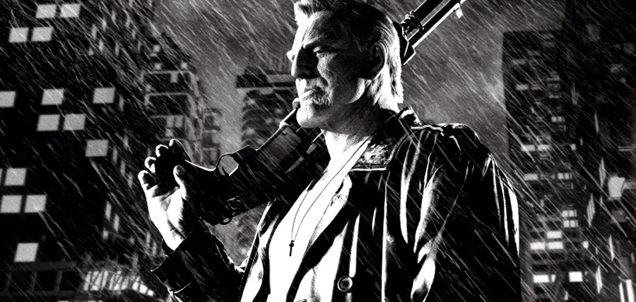 Mickey Rourke în primul trailer pentru filmul Sin City: A Dame To Kill For