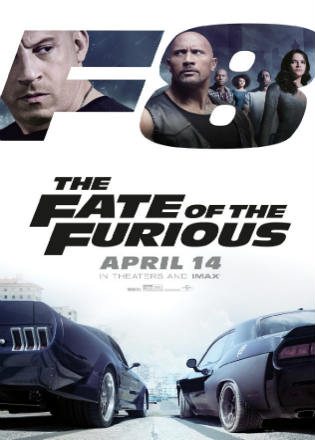 Fast And Furious 8 (2017) Full Hindi Movie Download Dual Audio HDTS