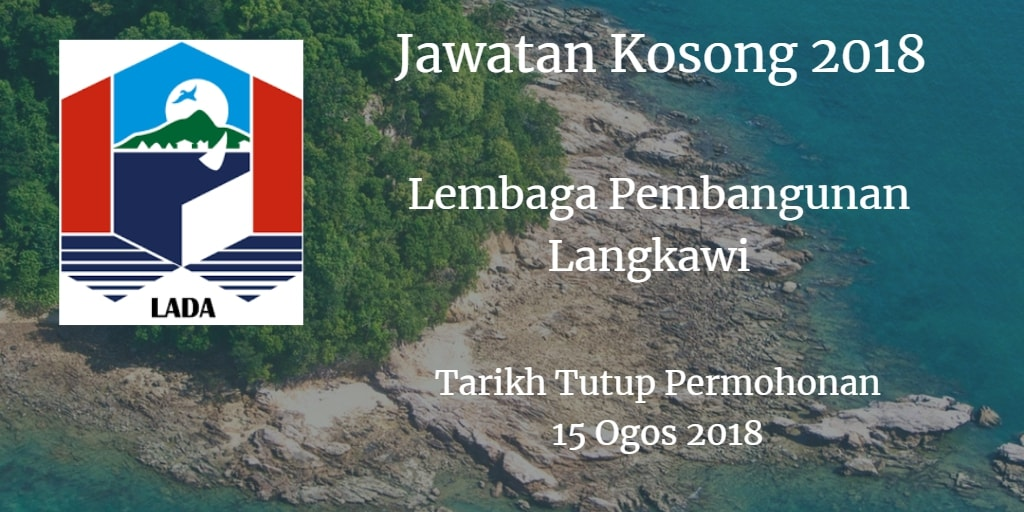 Jawatan Kosong LADA 15 Ogos 2018