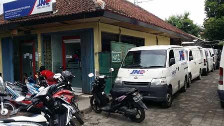 Telepon & Lokasi Kantor Cabang JNE Denpasar