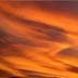 Nuvens de fogo são registradas no céu de Camacan, veja vídeo
