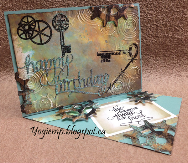 http://yogiemp.com/HP_cards/MiscChallenges/MiscChallenges2017/MCApr17_SideEasel_OxideBkgr'd_ECDHappyBirthday_ILoveThat.html