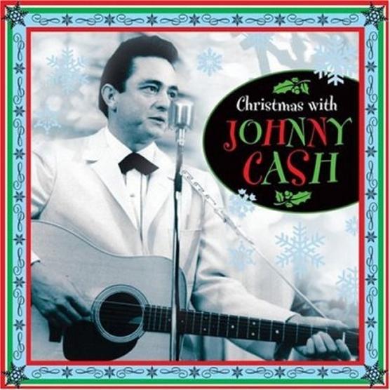Johnny Cash I Heard The Bells On Christmas Day.El Rancho 2017