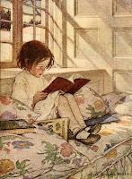 Um Canto de Leitura
