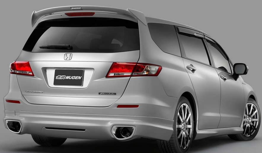 Cars Inc Honda Odyssey