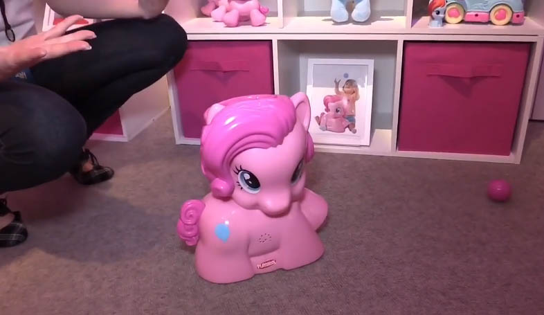 Pinkie Pie Party Popper