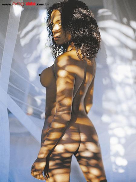 Adriana Bombom pelada nua na sexy 6