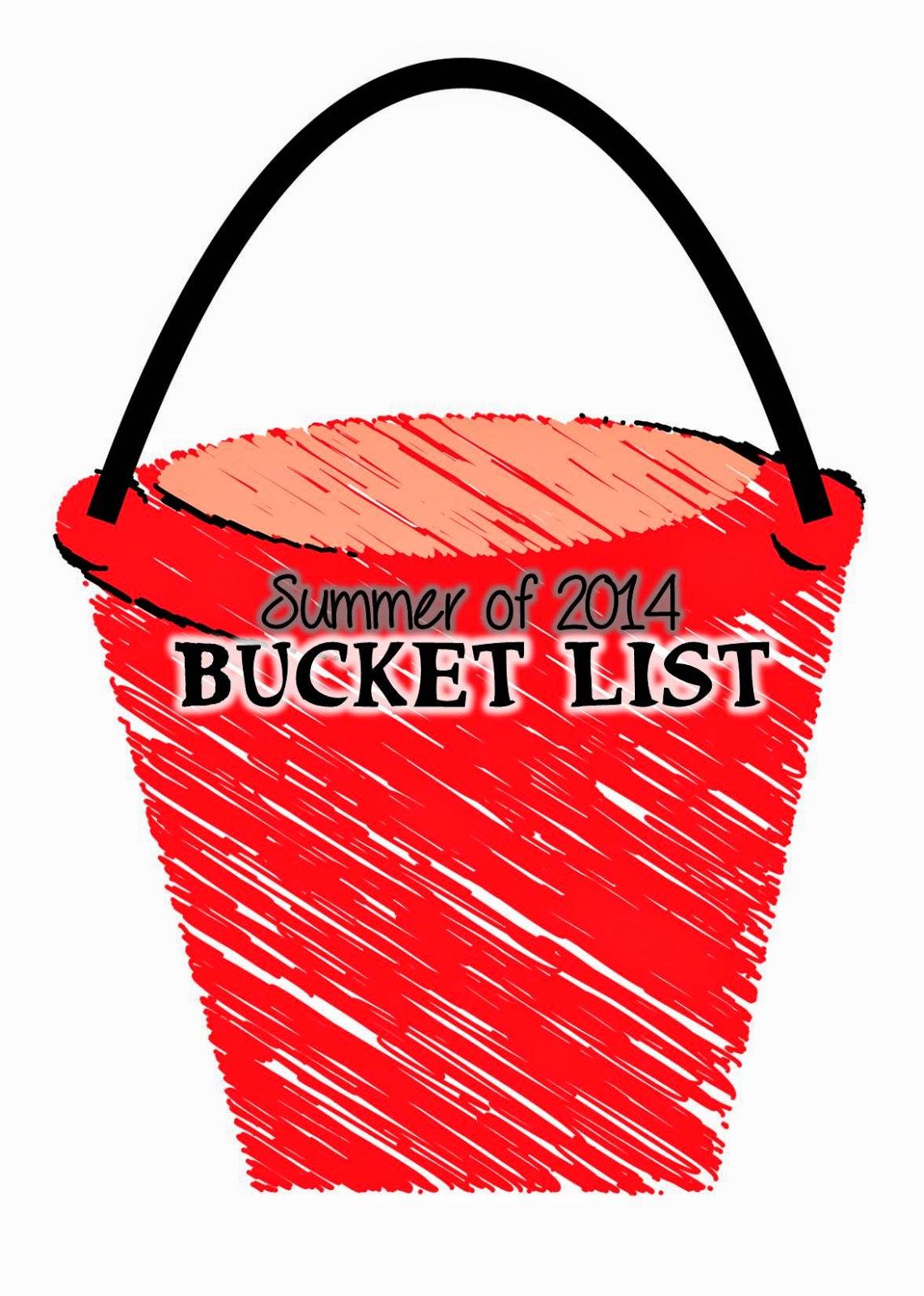 Mind Sparks Summer 2014 Bucket List
