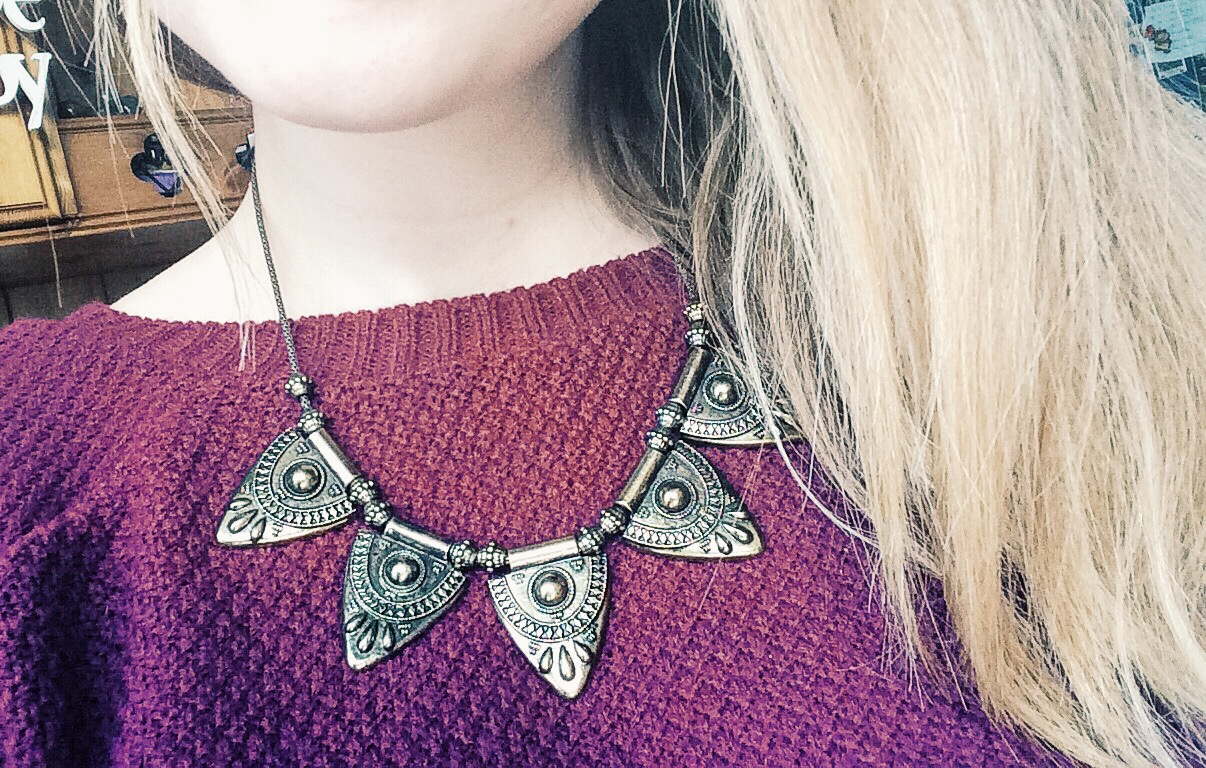 Why statement necklaces are a must