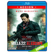 Milla 22: El escape (2018) Full HD 1080p Audio Dual Latino-Ingles