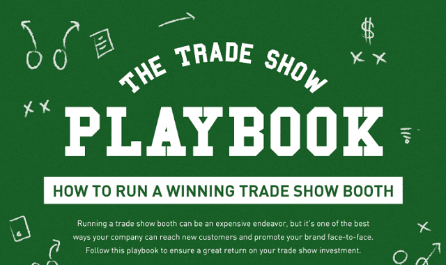 How to Run a Winning Trade Show Booth
