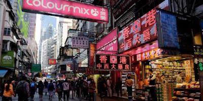 Tips Wisata Belanja di Hongkong dengan Bujet Terbatas
