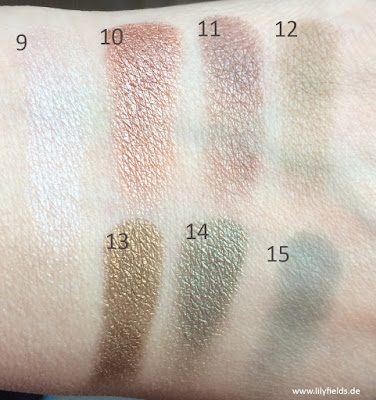 "Revolution ""Fortune Favours The Brave"" Palette - Review & Swatches"