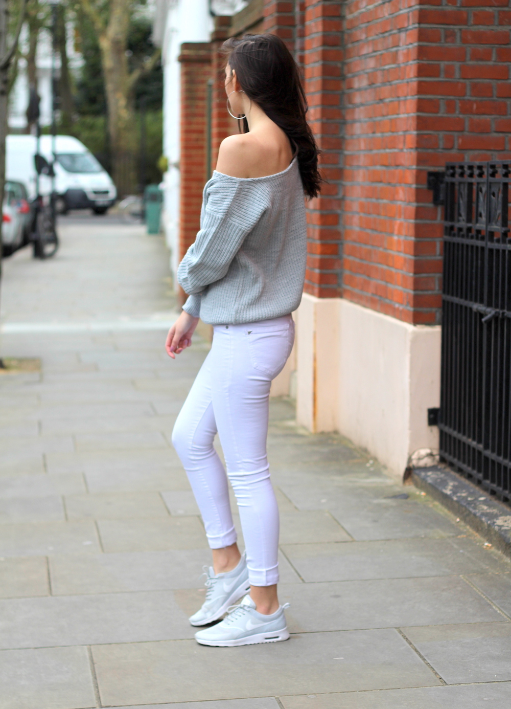 spring picks white jeans