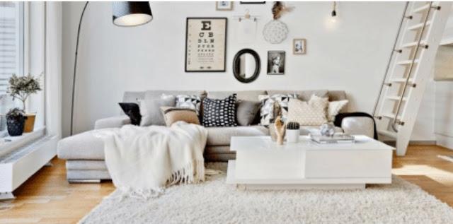 Desain interior rumah indah