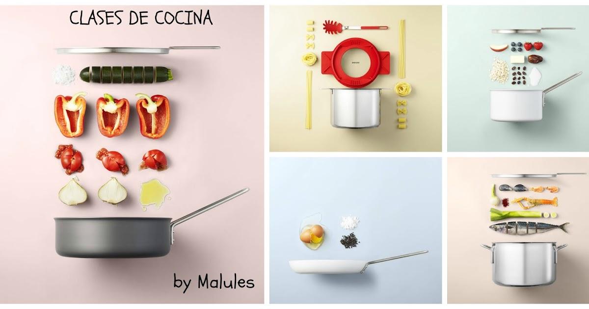 El blog de malules clases de cocina 1 cuchillos y tablas - Cursos de cocina sabadell ...