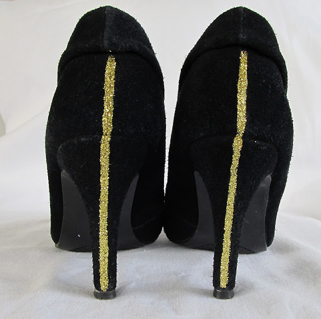 Glitter Shoes Uk