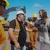 Vidal anunció el inicio de obra de la autopista sobre la RutaNacional  N°5 que unirá Mercedes y Bragado