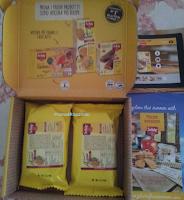 Logo Schar: in consegna il pacco omaggio con biscotti Avena