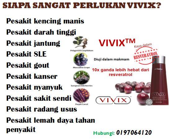 Vivix Shaklee - Penemuan Terbaik Untuk Kesihatan Menyeluruh
