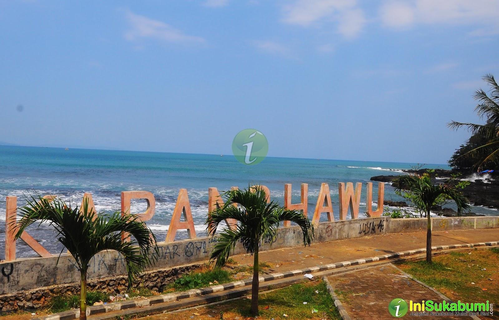 Inilah Alasan Dinamakannya Pantai Karang Hawu Sukabumi