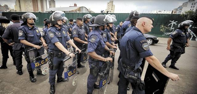 Após três anos, prefeitura de São Paulo volta a reforçar GCM