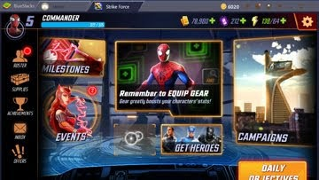 How To Play MARVEL Strike Force on PC