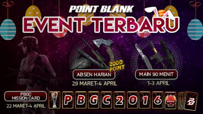 Point Blank Garena Indonesia Hadirkan Event Spesial dan April Fool