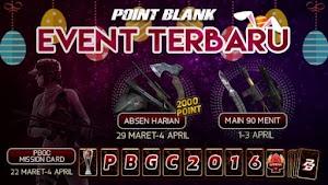 Point Blank Garena Indonesia Hadirkan Event Spesial dan April Fool