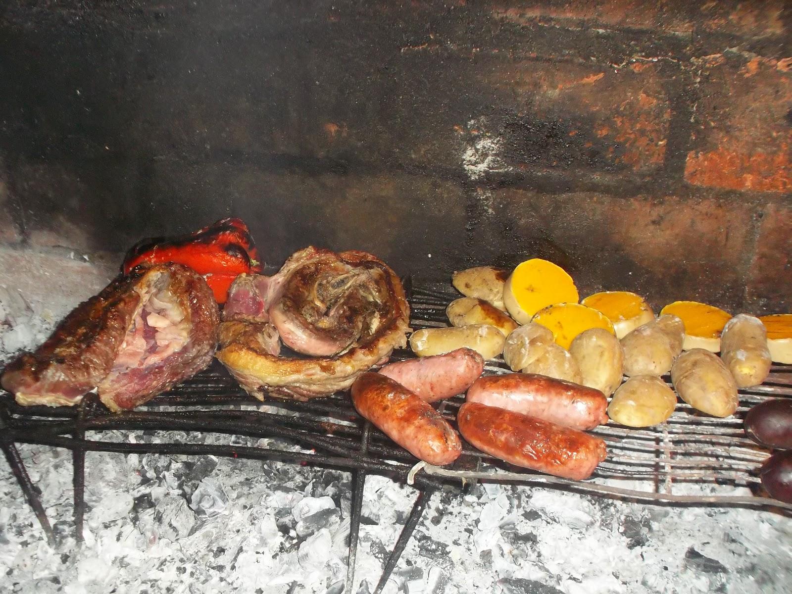 Resultado de imagen de comida campestre