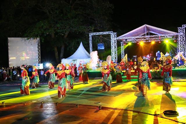 Closing ceremony Festival Tanjung Kelayang 2018, Senin 19/11/2018