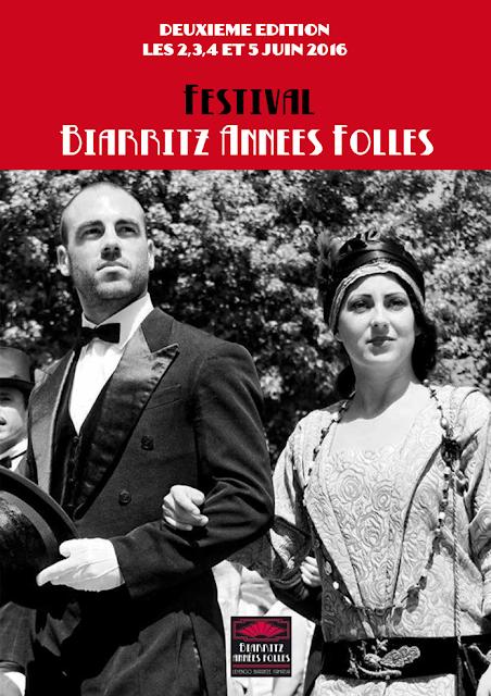 Le Festival Biarritz Années Folles 2017