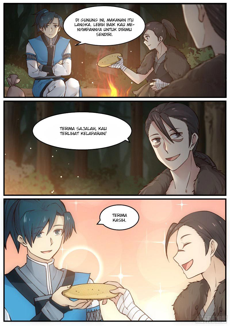 Baca Komik Martial Peak Chapter 20 Bahasa Indonesia Page 8