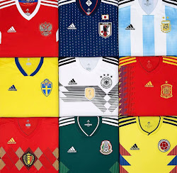 2c3056b4567 2018 World Cup Kits - Buy 2018 World Cup Shirts & Kits Buy now. Free UK  shipping - worldwide delivery