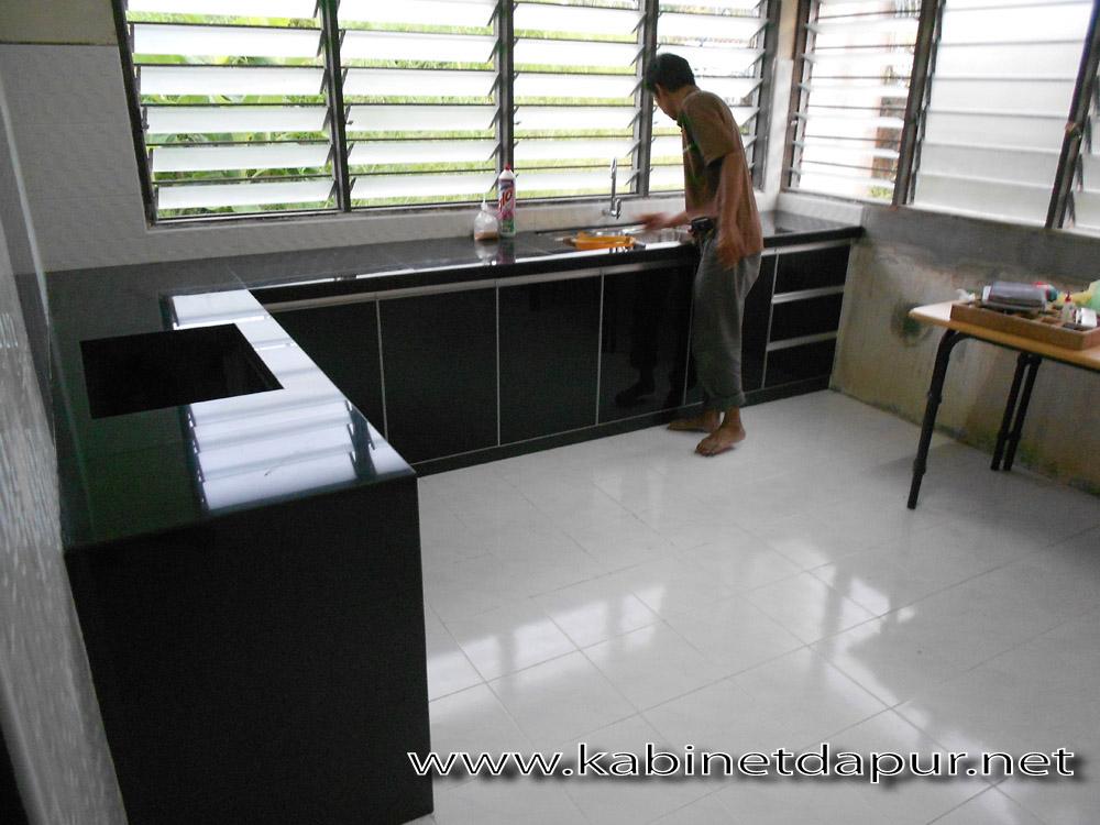 Projek Kabinet Dapur Di Taman Bunga Raya Jitra Kedah