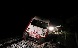 Στους δύο οι νεκροί από τον εκτροχιασμό τρένου σύμφωνα με την ΤΡΑΙΝΟΣΕ