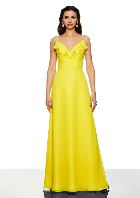 Pretty in Yellow! Reasons To Wear a Yellow Prom Dress