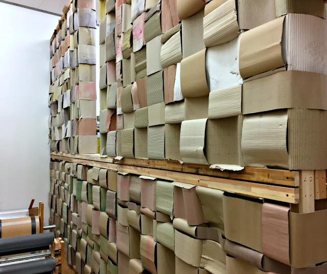 woven-cardboard-nottingham-contemporary
