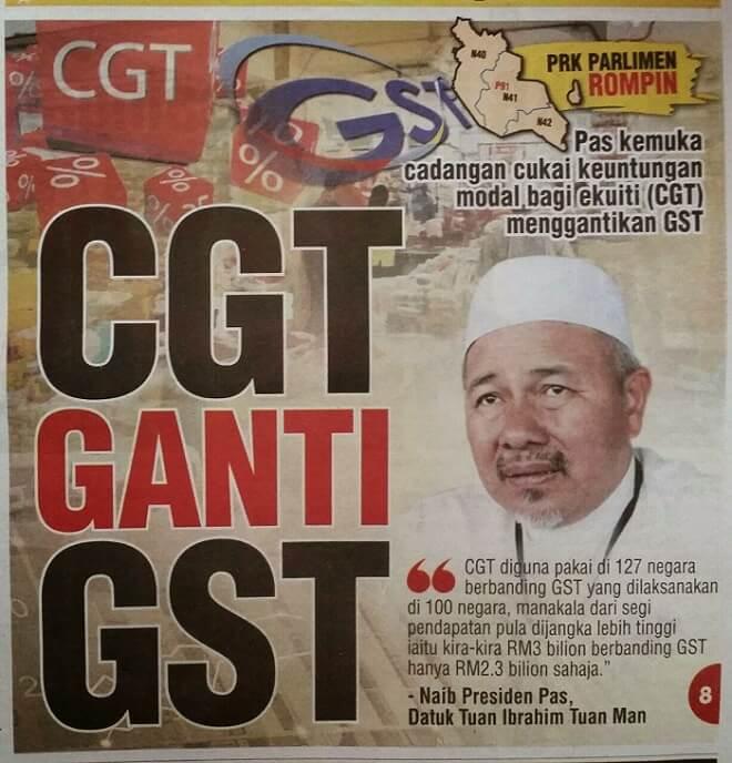 Cukai CGT