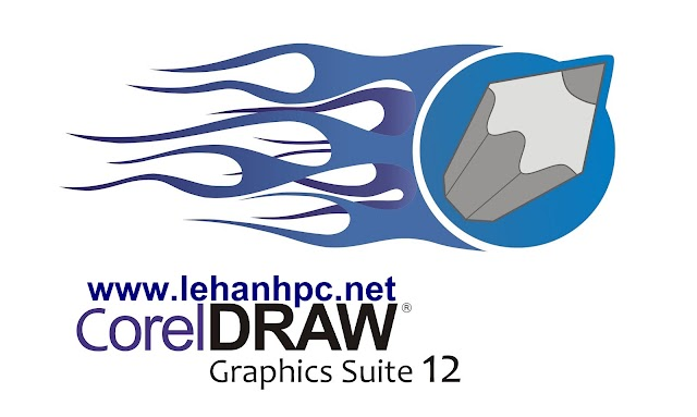 [Soft] CorelDRAW Graphics Suite 12 - Thiết kế đồ họa