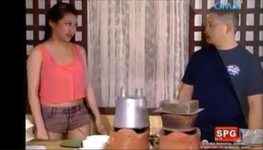 GMA-7 Bubble Gang Susie Puto Bumbong episode