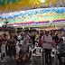 MOMENTO DE FÉ: Fieis Católicos animaram noite em São Joaquim do Monte.