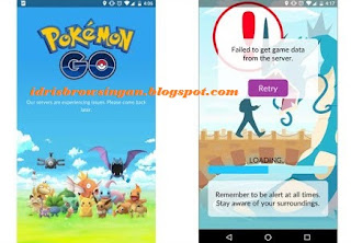 Banned Permanen Pokemon GO Android