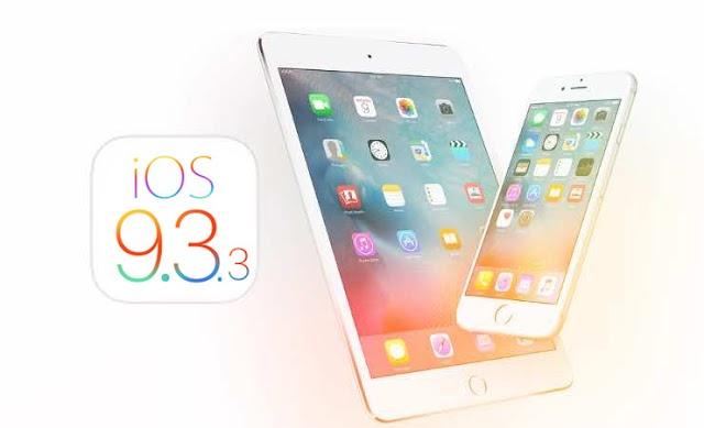 الأجهزة المتوافقة مع جيلبريك iOS 9.2 – iOS 9.3.3