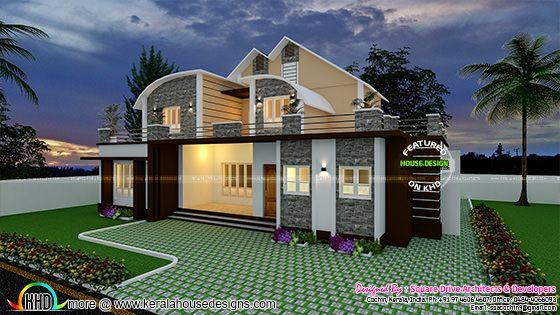 300 square meter contemporary home