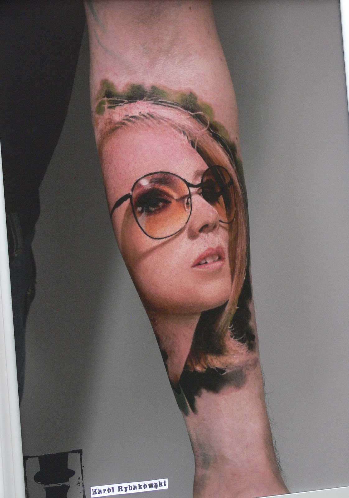 W Trampkach Do Celu Ink Ognito Tattoo Fest Rybnik 2015