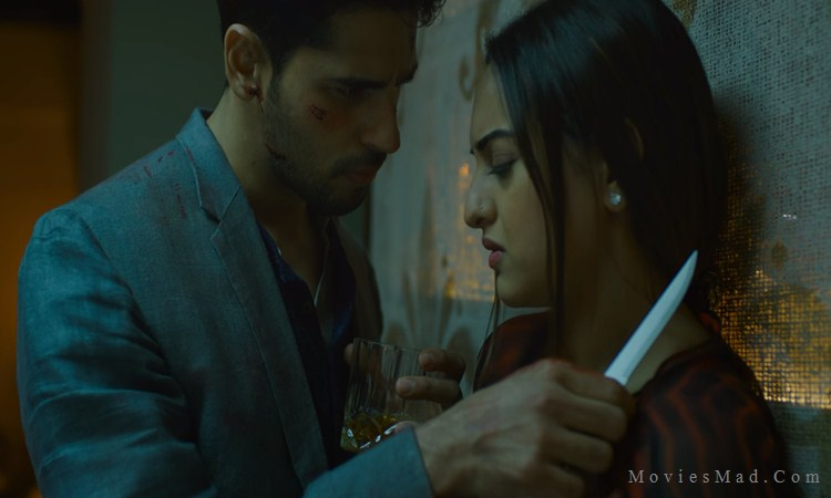Sidharth Malhotra and Sonakshi Sinha First Look in Ittefaq
